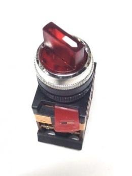 Переключатель АNC-22-2(красный неон на 2полож)