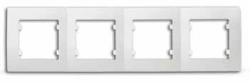 М78Рамка 4-я белая LILLIUM KARE  32001704