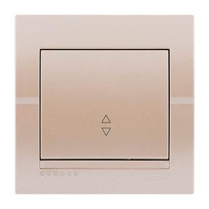 702-3030-105 Выключатель 1клавишный проходной Deriy