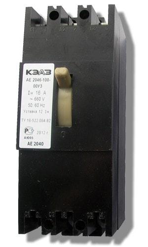 АЕ 2046-100 (3ф) 20А