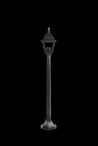 CLASSIC 100W НТУ ДЕКОР опора 1 м. IP33 5010 MEGALIGHT