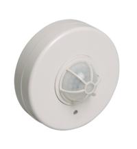Датчик движения ДД 024 белый до 1100 Вт до 6 м IP33 IEK