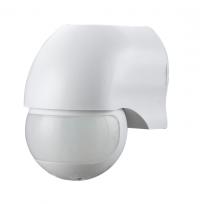 Датчик движения FOX-10 белый 1200Вт 10м IP44 Megalight