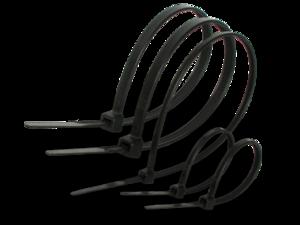 Стяжка кабельная 2,5х200 EKT