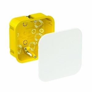 IMT35161 Распред. коробка в полых стенах г/к 100х100х50