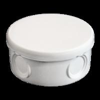 Коробка распред-ная К-145 о\п 90х45 бел IP54 ЕКТ (аналог У-145)