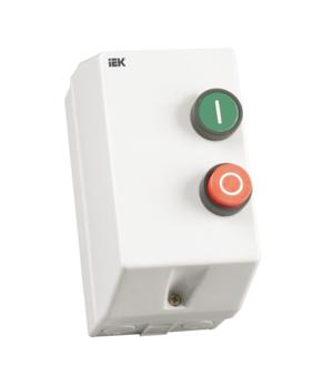 Контактор КМИ-10960 9А 220В  IP54  (1вел в корпусе)