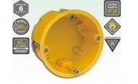 KSC 11-102 (коробка устан. под г/к 68*35) с металл. лапками