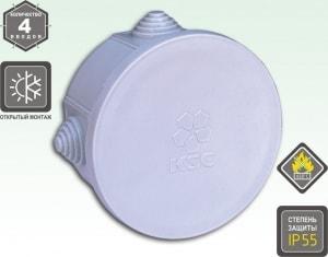 KSC 11-301 (85х40 коробка распаячн. о/п)