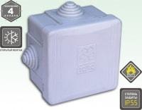 KSC 11-302 (коробка открытого монтажа 65*65*40)