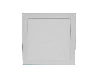 LED Спот накл. KVADRO/S 18w d220 6500K бел.