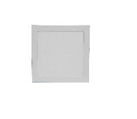 LED Спот встр. KVADRO/R  12w d166x166 4000K бел.