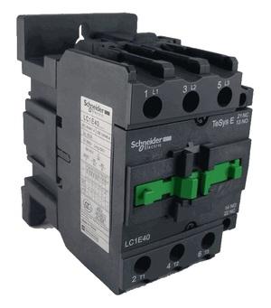 Контактор LC1E 40Q5 40А 380В 50 Гц (3вел)