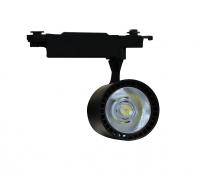 LED MARKET d-20w 87x135 4000K (черн) Megalight