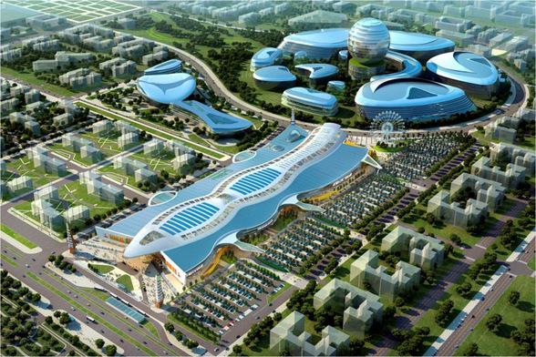 ТРЦ MEGA Silk Way (г.Астана, г.Кустанай)