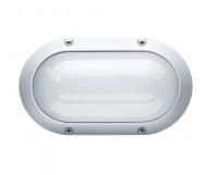 LED ДПБ Овал. 7w 208x120x74 IP65 4000K бел. (94 822)