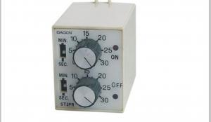 Реле времени ST3PR (РВЛ-2П2Д) АС220V 30s/30m