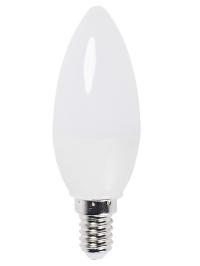 Лампа LED C35 Свеча 5w 3000K E27 IEK