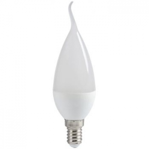 "LED CB35 ""Свеча на ветру"" 5w 230v 3000K E14 IEK"