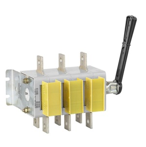 Рубильник ВР-32-37 Ф-А71220-400А на 2 направл (+6камер) EKT